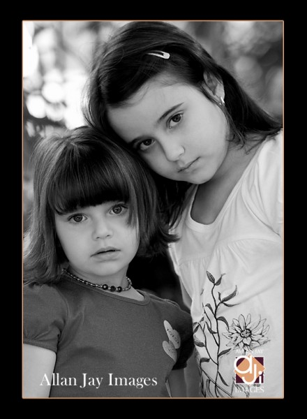 Girls portraits